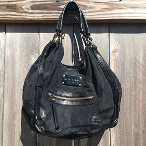 Kate Spade Nylon/Leather Bag
